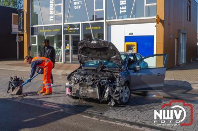 Man ziet bij het oprijden van de Eperweg auto over het hoofd. - ©NWVFoto.nl