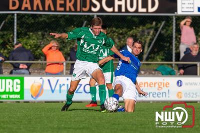 OWIOS wint rommelig bekerduel van Epe - © NWVFoto.nl