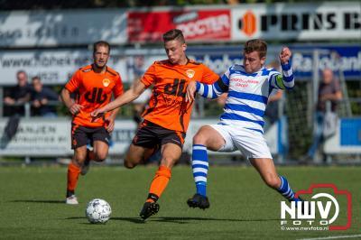 DSV'61 legt Sportclub Elburg over de knie. - © NWVFoto.nl