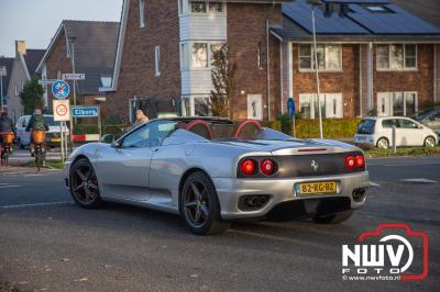 Flevoweg N309  Nieuwstadsweg gevaarlijkste afslag in de gemeente Elburg. - © NWVFoto.nl